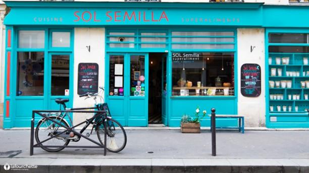 Sol Semilla Restaurant Paris