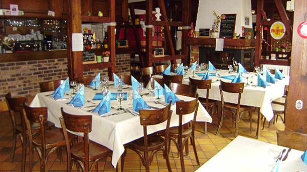 Auberge de l'Ackerland Petite salle brasserie