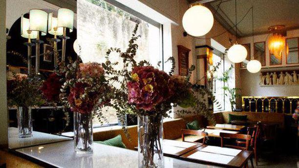 Resultado de imagen de bosco restaurant barcelona