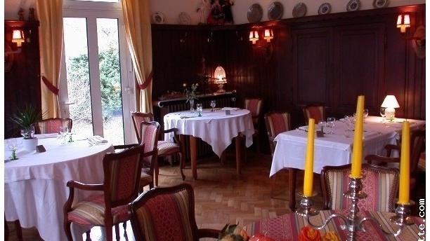 Restaurant des Vosges - Hôtel des Vosges Salle du restaurant