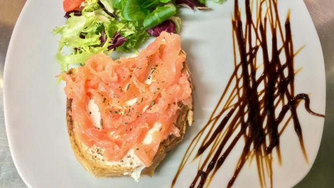 Sugerencia del chef - La Tapa, Madrid