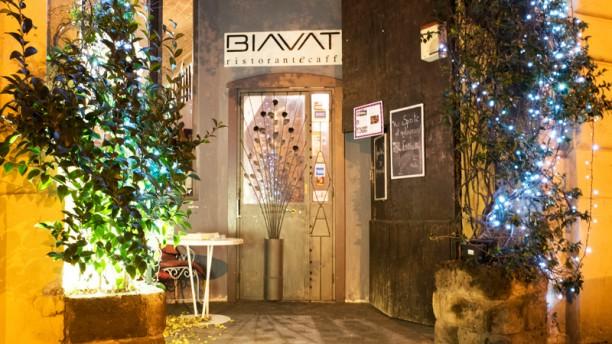 Biavati Caffè Restaurant Entrata