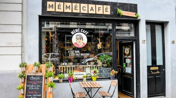 Mémé Café Devanture