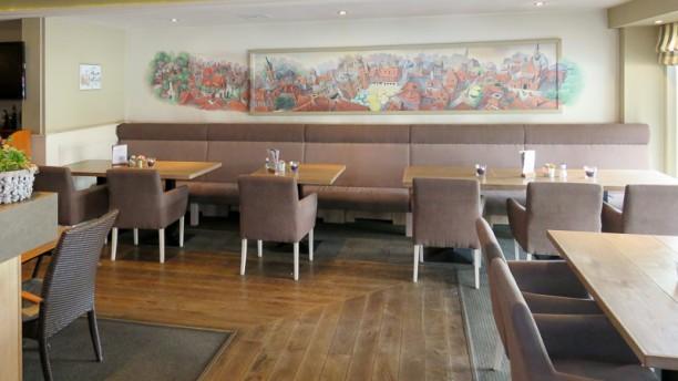 Hotel Brasserie American Restaurant