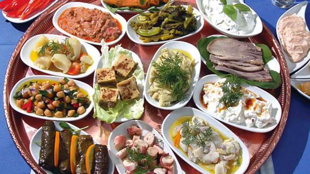 Restaurant Saffraan Suggestie voorgerecht