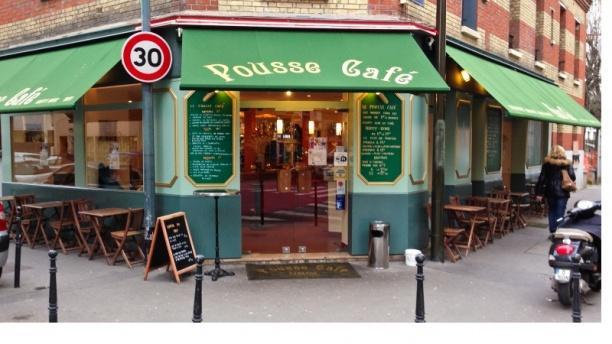 Le Pousse Café Devanture
