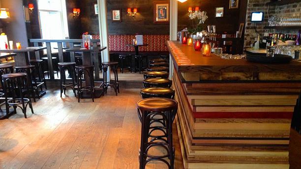 Loetje aan de Amstel Restaurantzaal