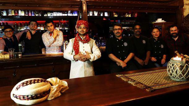 Mumbai Café Equipe