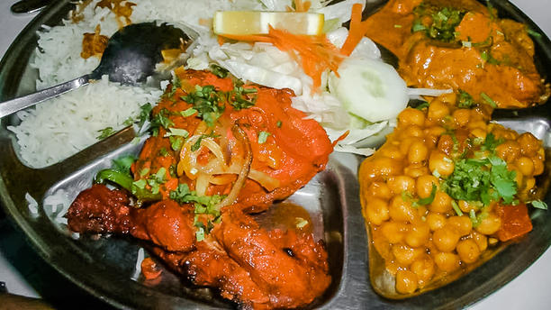 Taste of Punjab II Sugestão do chef