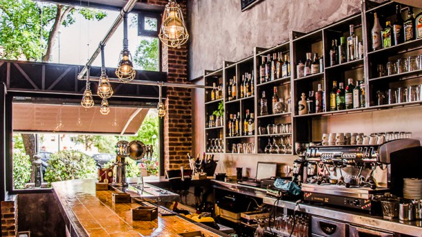 Oveja Negra - Restaurante Barra