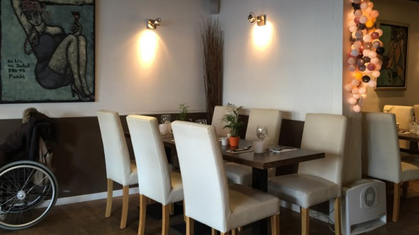 L'Insouciant Salle du restaurant