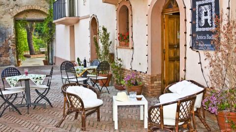 Antica Badia, Messina