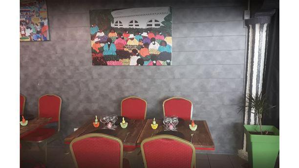 CHAMAREL / Cuisine du monde Créole & Exotique salle 2