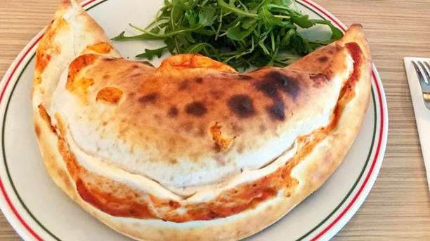 Pizza Capri Suggerimento dello chef