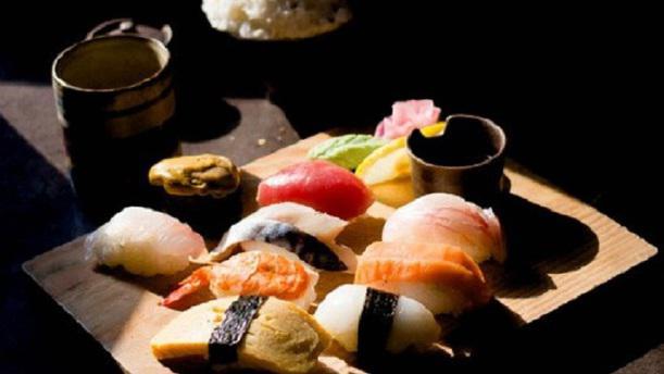 Thai Loei Sushi sushi