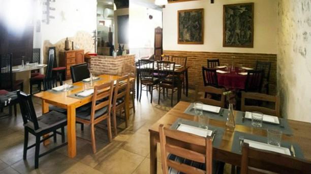 Gastrotaberna El Temple Vista sala