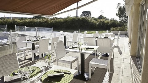 Le Venturi (hotel best western aix sainte victoire), Rousset