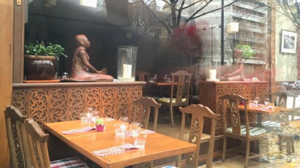 Restaurant Thai Rue Taillebourg