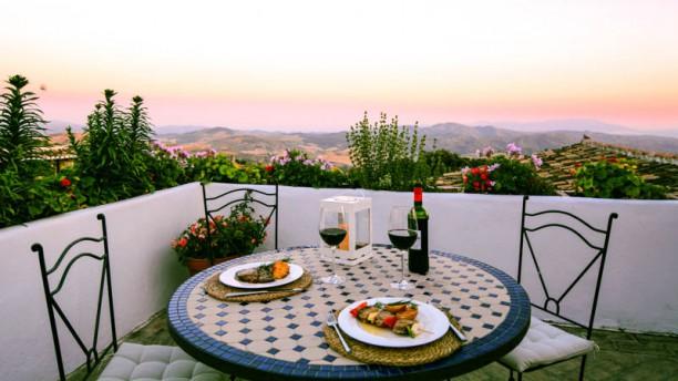 Restaurante balcón del sol   hotel fuente del sol en antequera ...