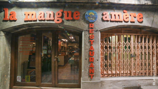 la mangue am re restaurant 7 rue du jardin des plantes