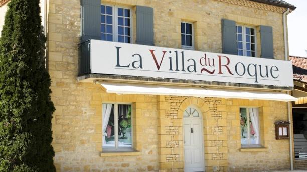 La Villa du Roque Entrée