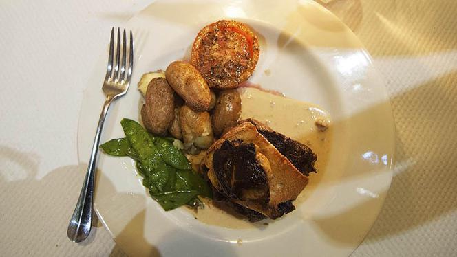 suggestion du chef - RESTAURANT LA COTE DE BOEUF, Bordeaux
