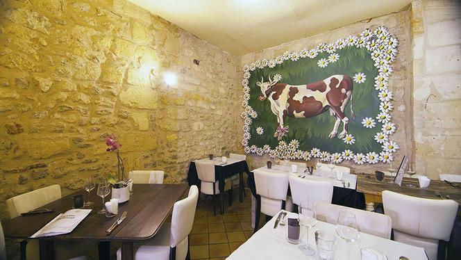28e38cfd572 La Côte De Bœuf - Restaurant in Bordeaux