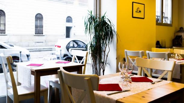 Salefino (NO PIZZA) Il tavolo