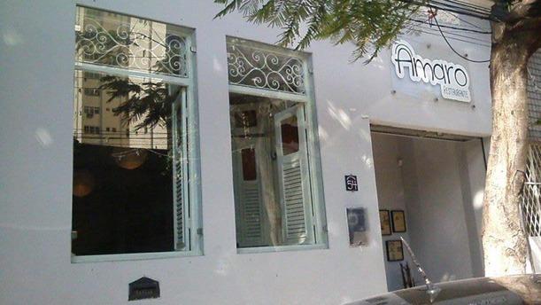 Amaro Restaurante rw fachada