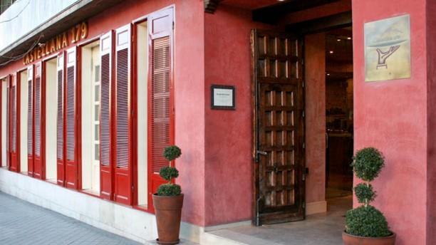Castellana 179 exterior
