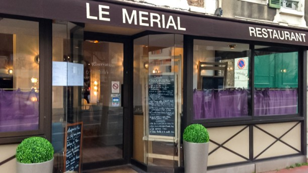 restaurant le m rial versailles 78000 menu avis prix et r servation. Black Bedroom Furniture Sets. Home Design Ideas