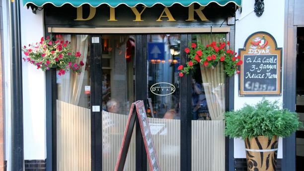 Restaurant Diyar Ingang