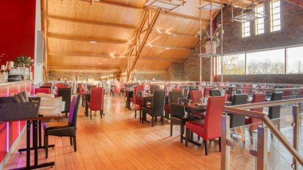 Shinzo Sushi Lounge & Grill Tilburg Het restaurant