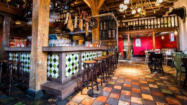 VIDA Naarden-Vesting Het restaurant