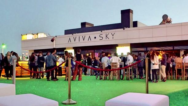 Aviva Sky Terraza