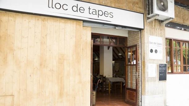 Lloc de Tapes Vista fachada