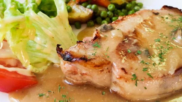 Brasserie de l'Hôtel de Ville Suggestion de plat