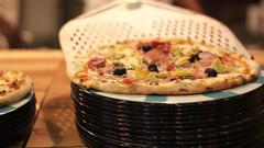 Pizza des Arcades