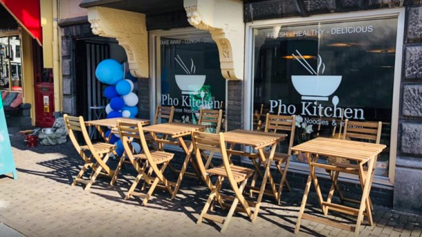 pho kitchen terras - Pho Kitchen