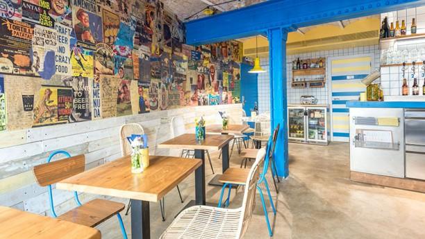 La Menuda - Craft Beer & Crazy Food Sala