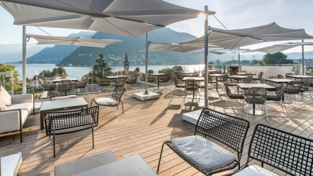 Terrazza 241 In Como Restaurant Reviews Menu And Prices