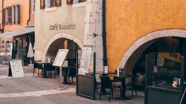 Café Bichette Entrée