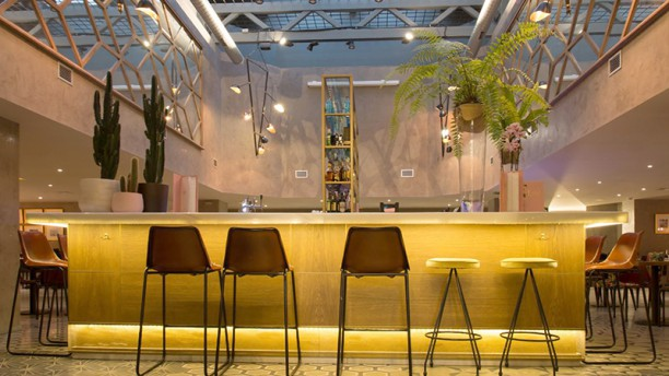 Café Colón Madrid In Madrid Restaurant Reviews Menu And