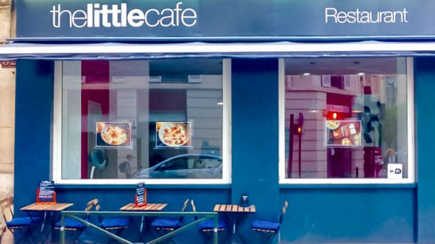 The Little Cafe  Rue Voltaire  Levallois Perret