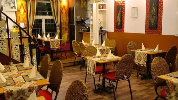 Nakorn Thai Restaurant Interieur