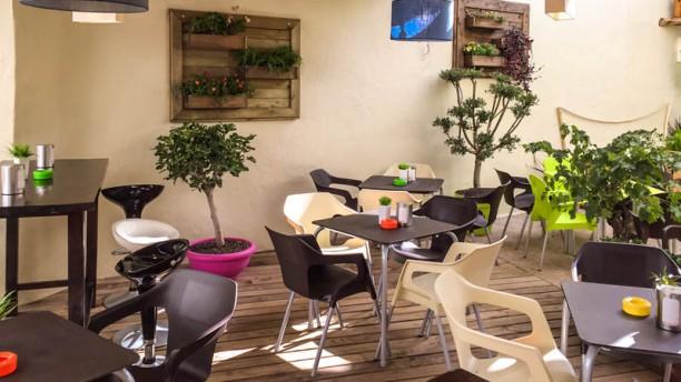 Sun Ibiza Lounge Terraza