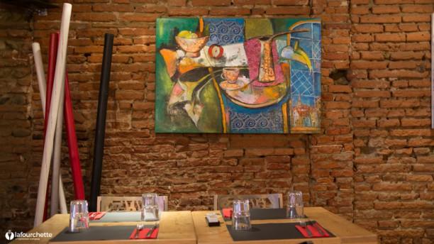 Restaurant l 39 atelier 65 toulouse 31300 avis menu et for Atelier cuisine toulouse