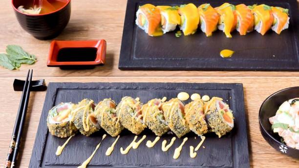 Sushi CC Suggestion de plat