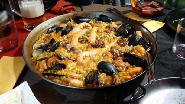 Tapas Barcelona Paella