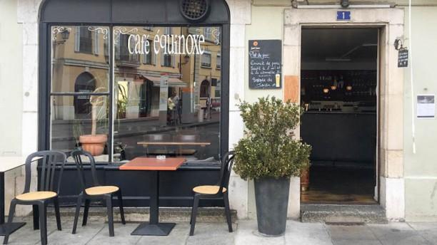 Café Équinoxe Entrée
